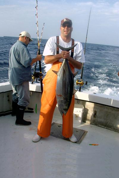 Catch Tuna in Destin Florida
