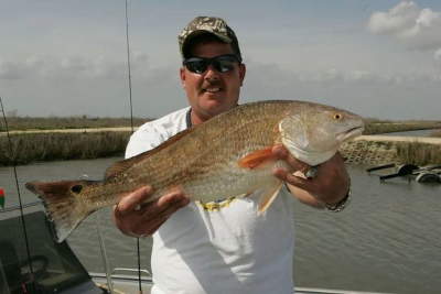 Redfish Season in Destin, Florida