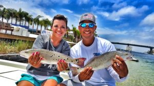 Destin Florida Speckled Trout Fishing Charter