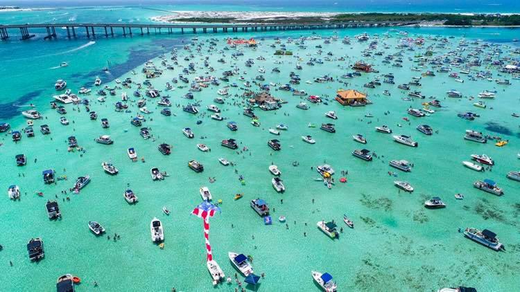 Destin Crab Island Adventures 2