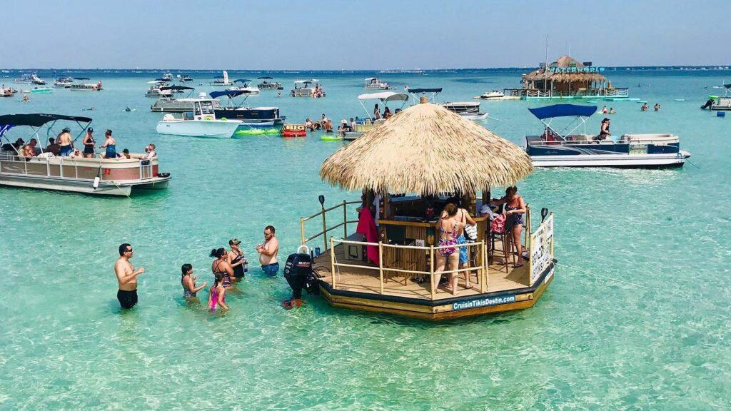 Destin Crab Island Adventures 3
