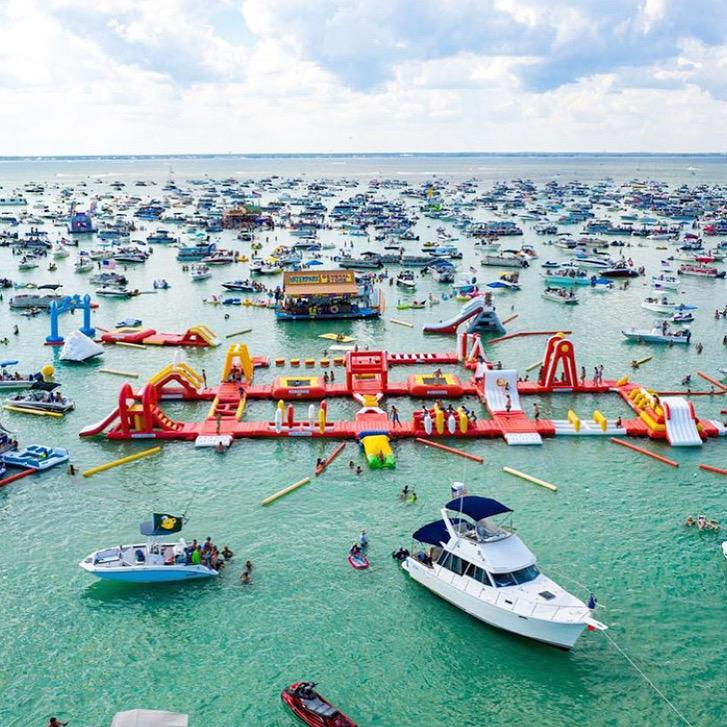 Destin Crab Island Adventures 4