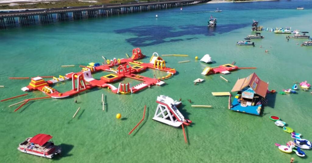 Destin Crab Island Adventures 5