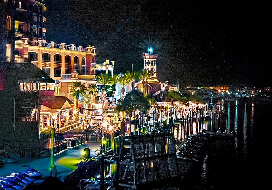 Destin Florida Boardwalk Attractions